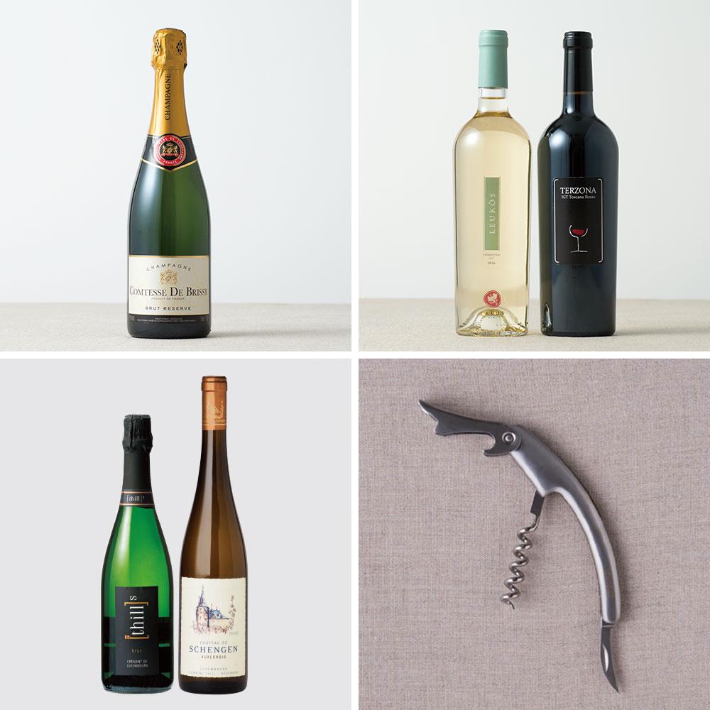リンベル ワイン カタログギフト カーヴ