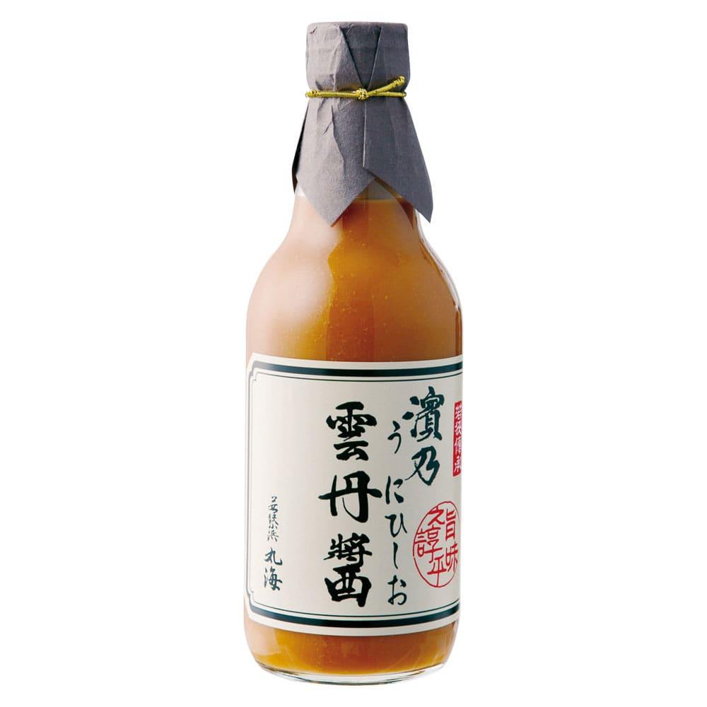 雲丹醤(うにひしお)