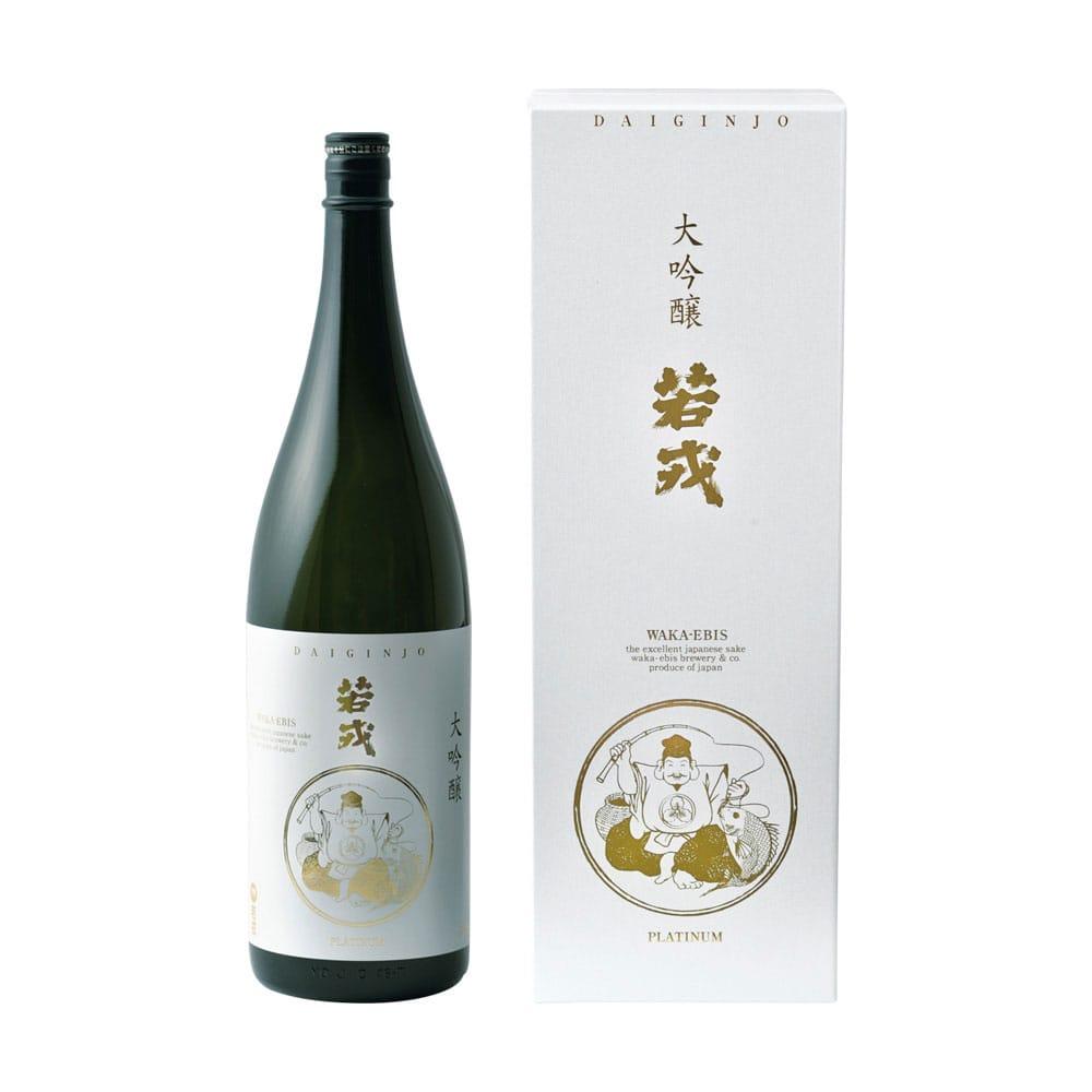 大吟醸 若戎 三重山田錦 1.8L