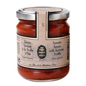 トリュフ入りトマトソース