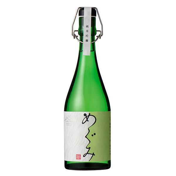 純米吟醸酒(生詰) 熊野のめぐみ