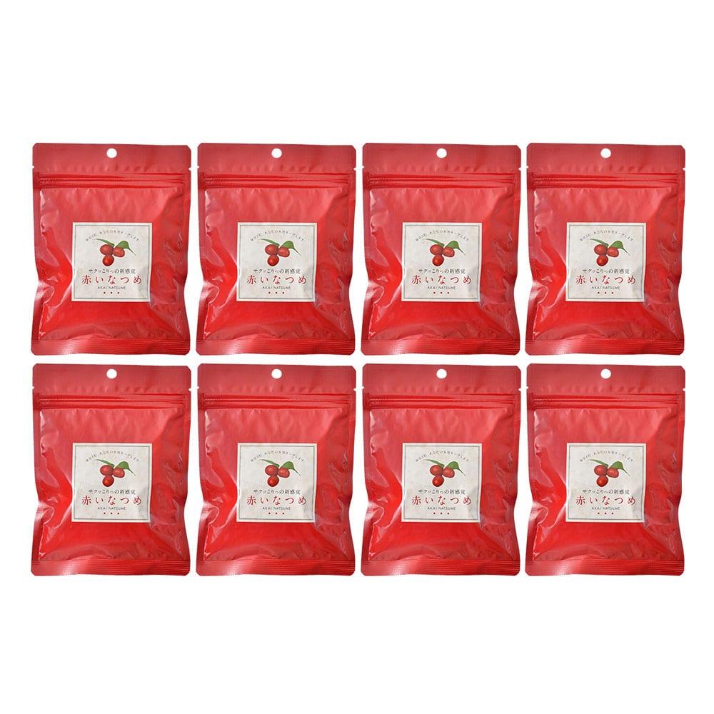 赤いなつめ ミニパック 8袋入り