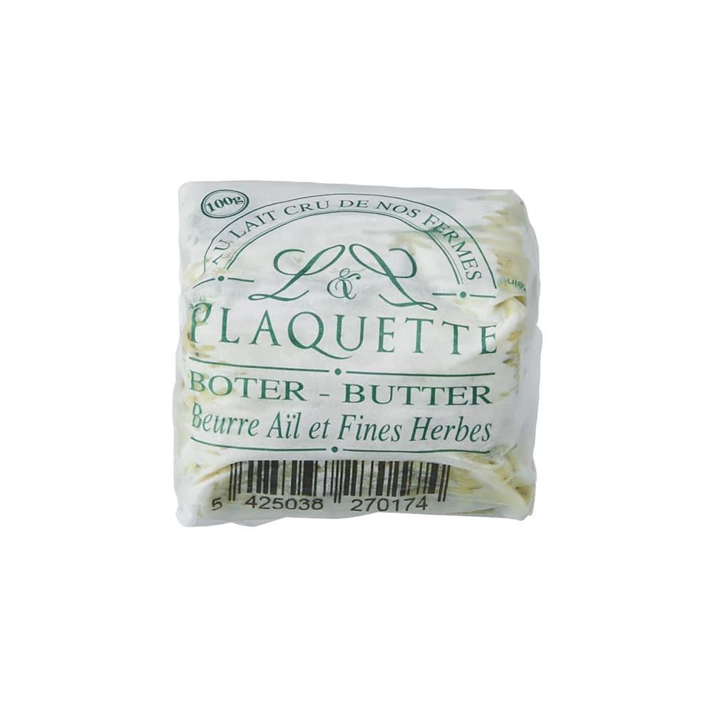 発酵バター ガーリック&ハーブ