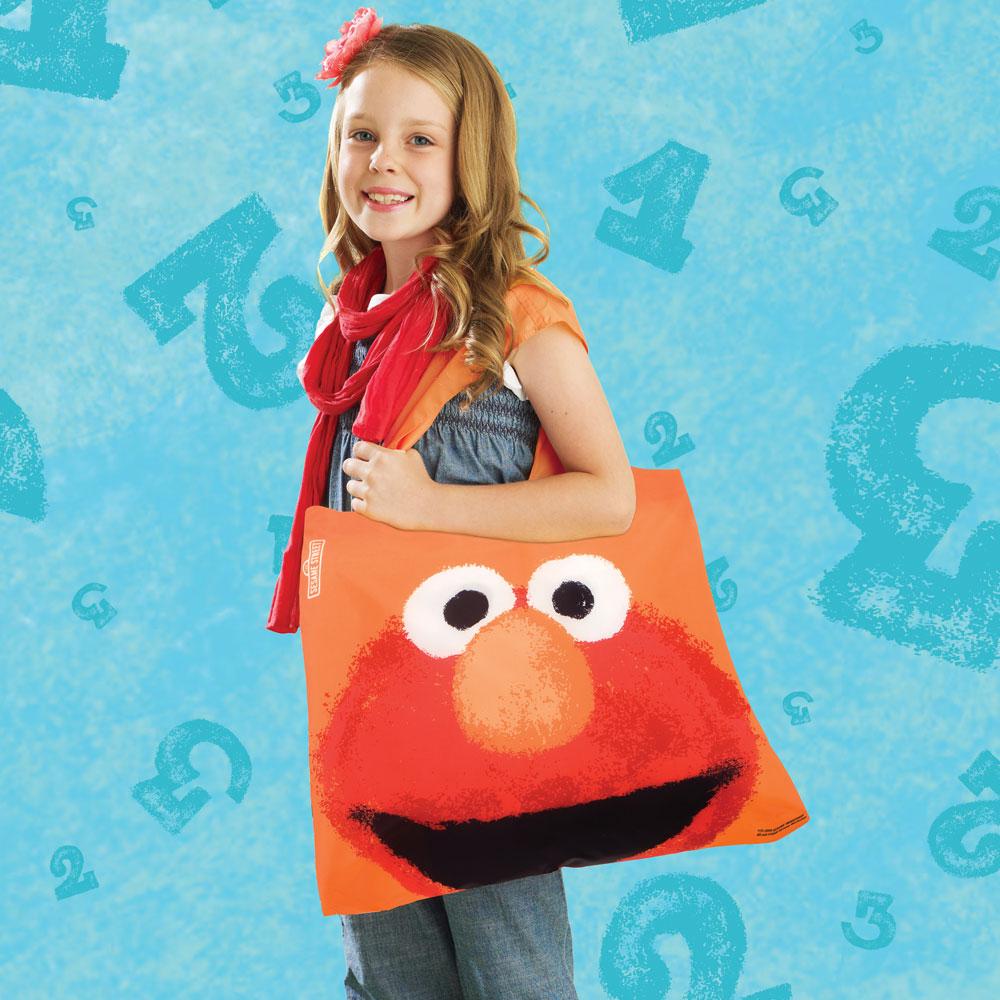 【ご自宅用】エコバッグ SesameStreet Bag 1