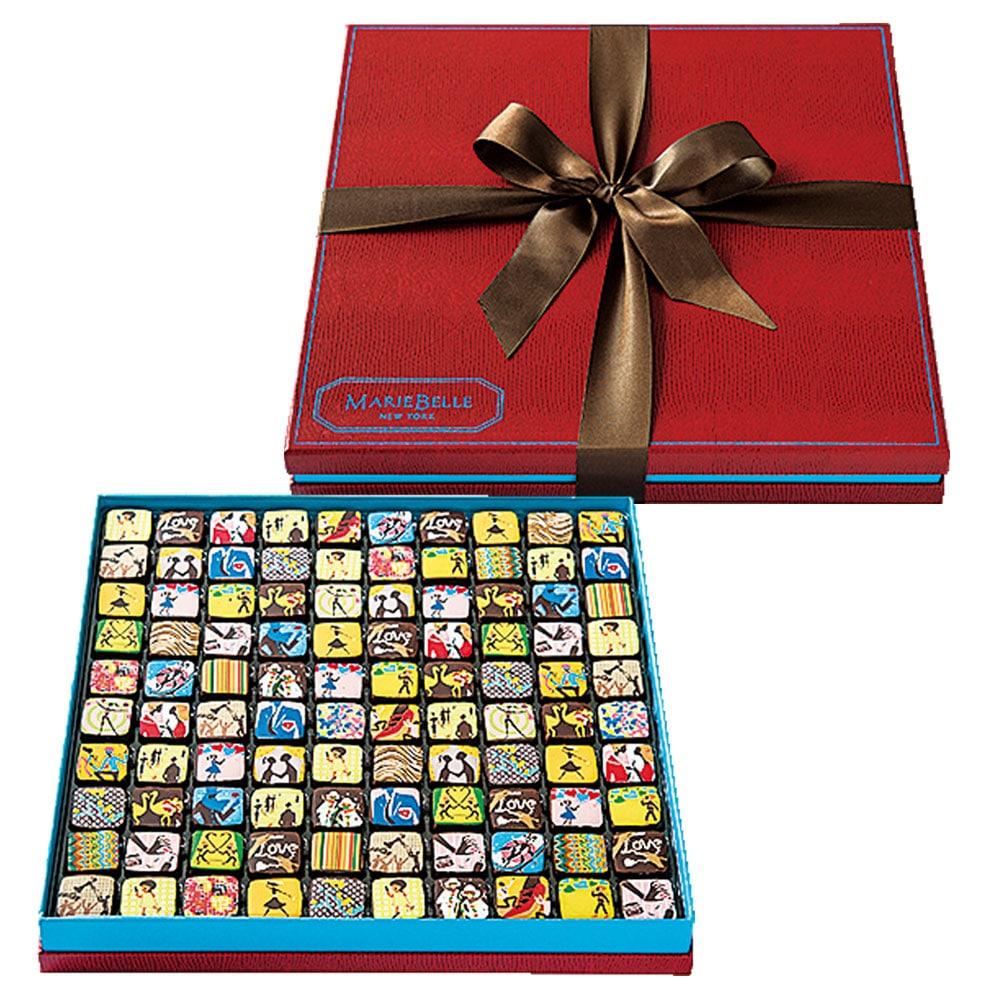 レッドBOX 100個入り(バレンタインお届け専用)