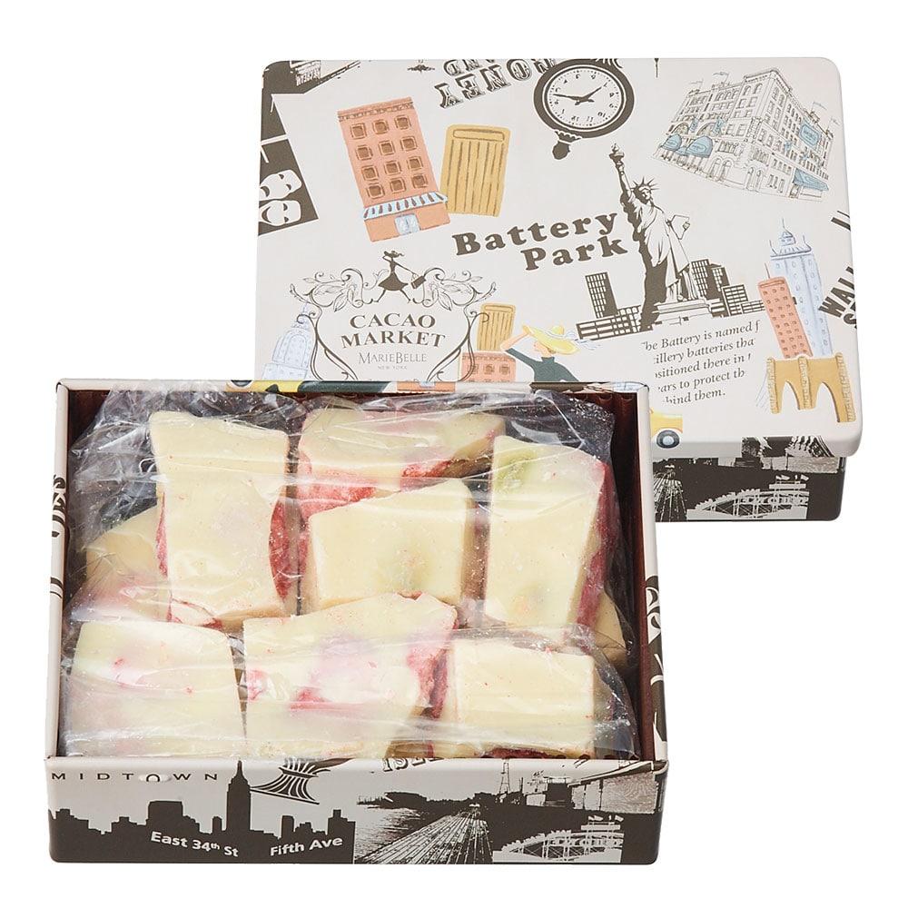 バークチョコレートホワイトストロベリー(ホワイトデーお届け専用)