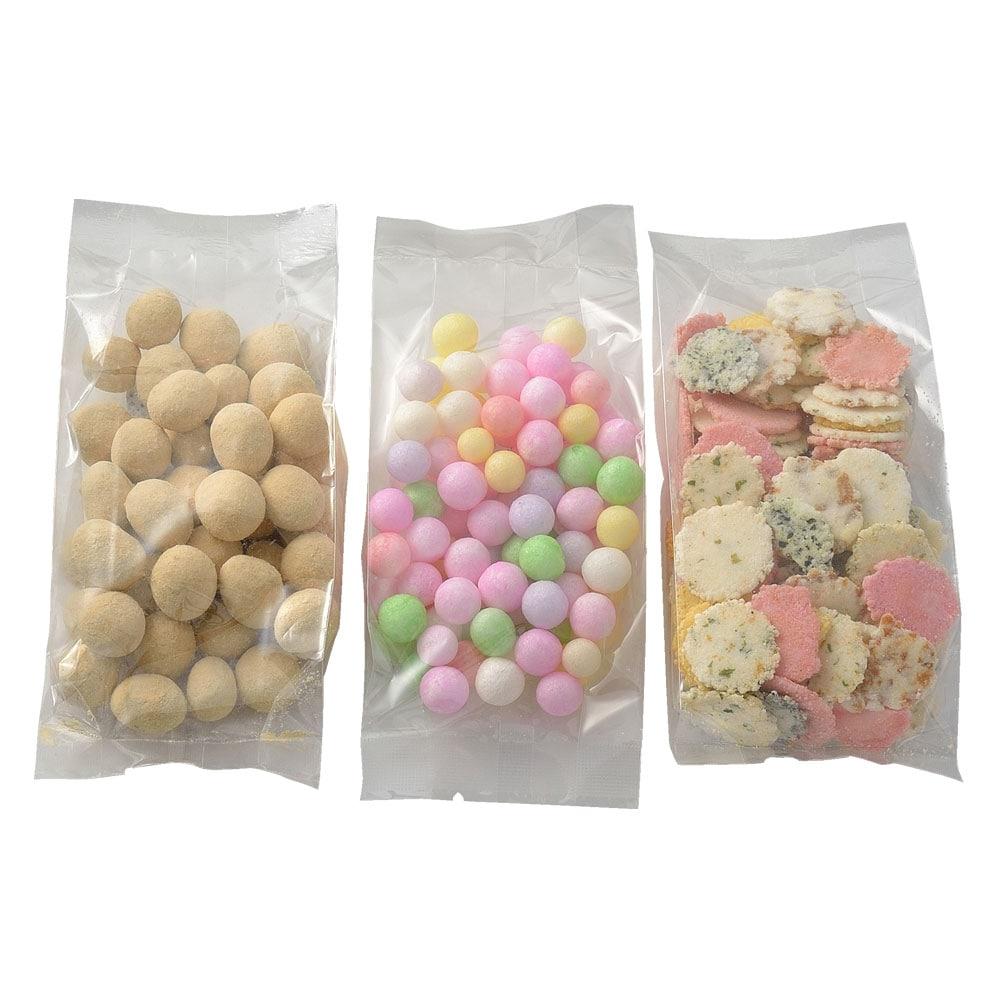 福よせ菓子袋 詰合せ 3種セット