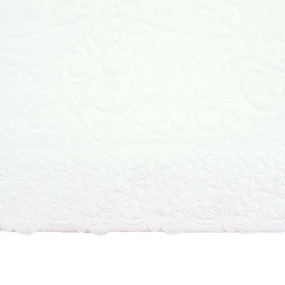 ルーブルタオルセットE(ホワイト×グレー)