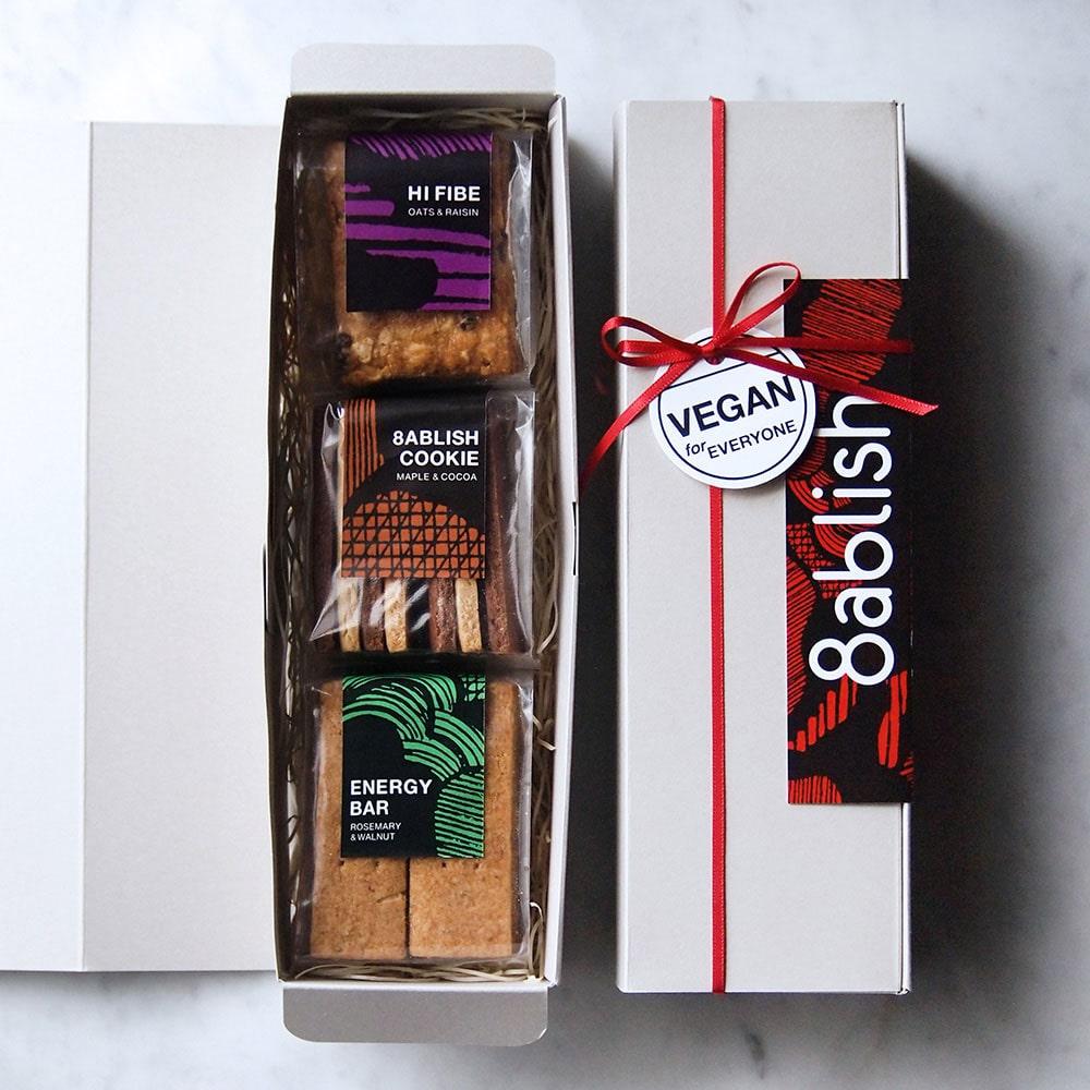 ヴィーガンクッキーボックス