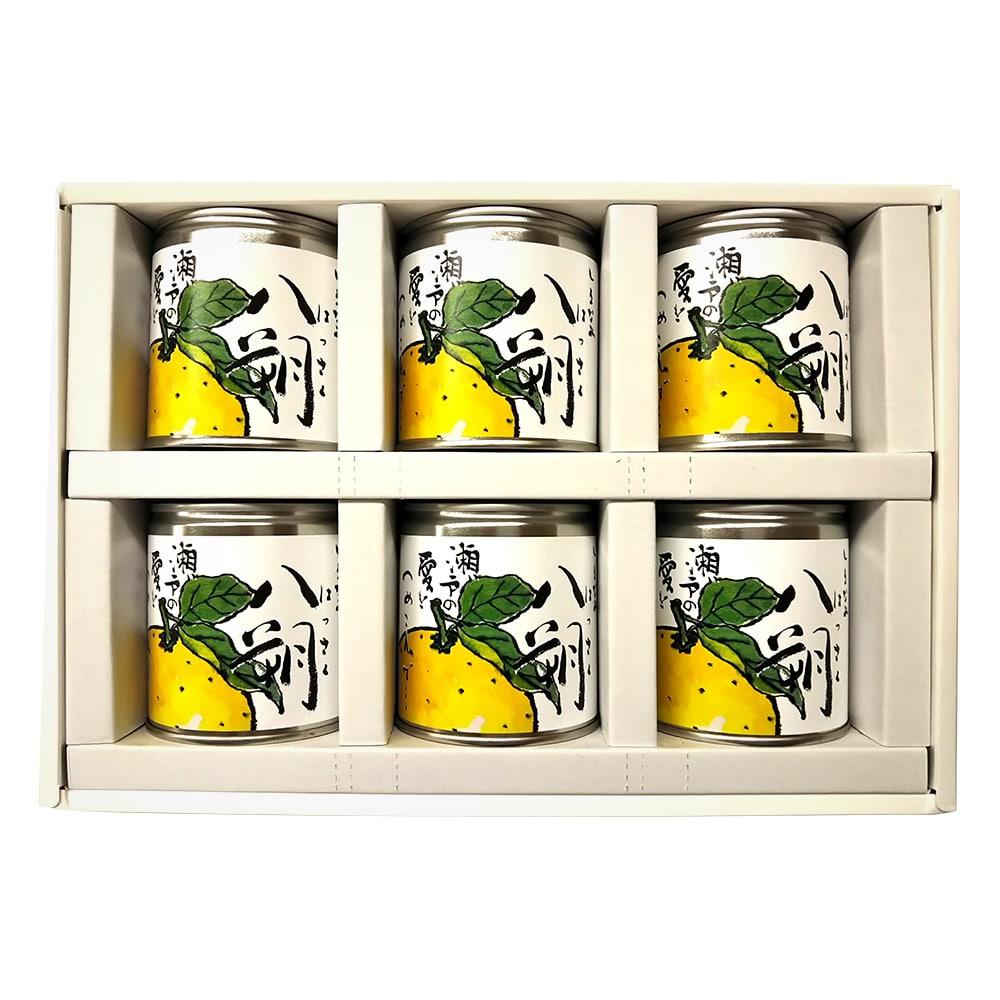 八朔缶詰 6缶入り