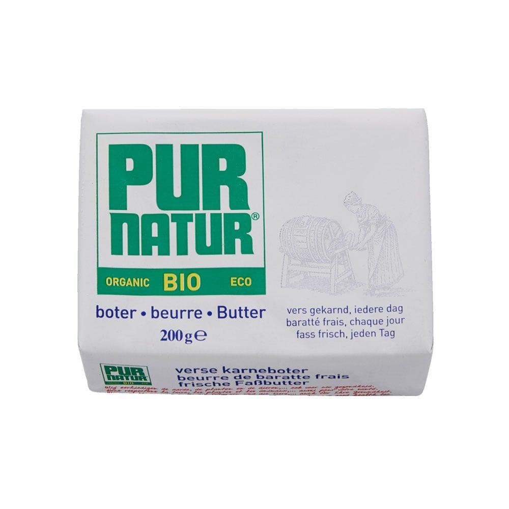 オーガニック発酵バター 食塩不使用200g