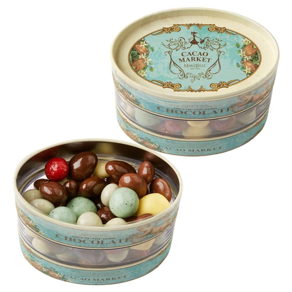 チョコレートボール アソートオーバル缶