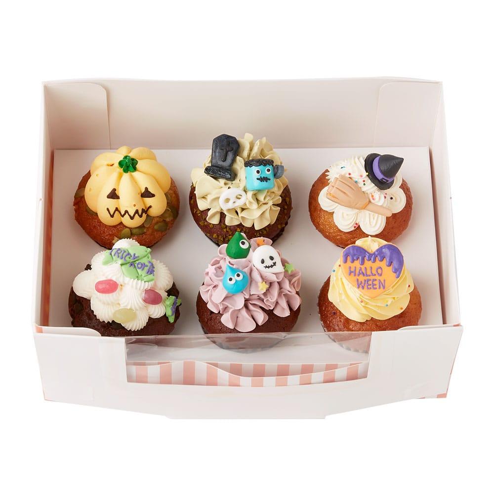 ハロウィンカップケーキ 6個入り
