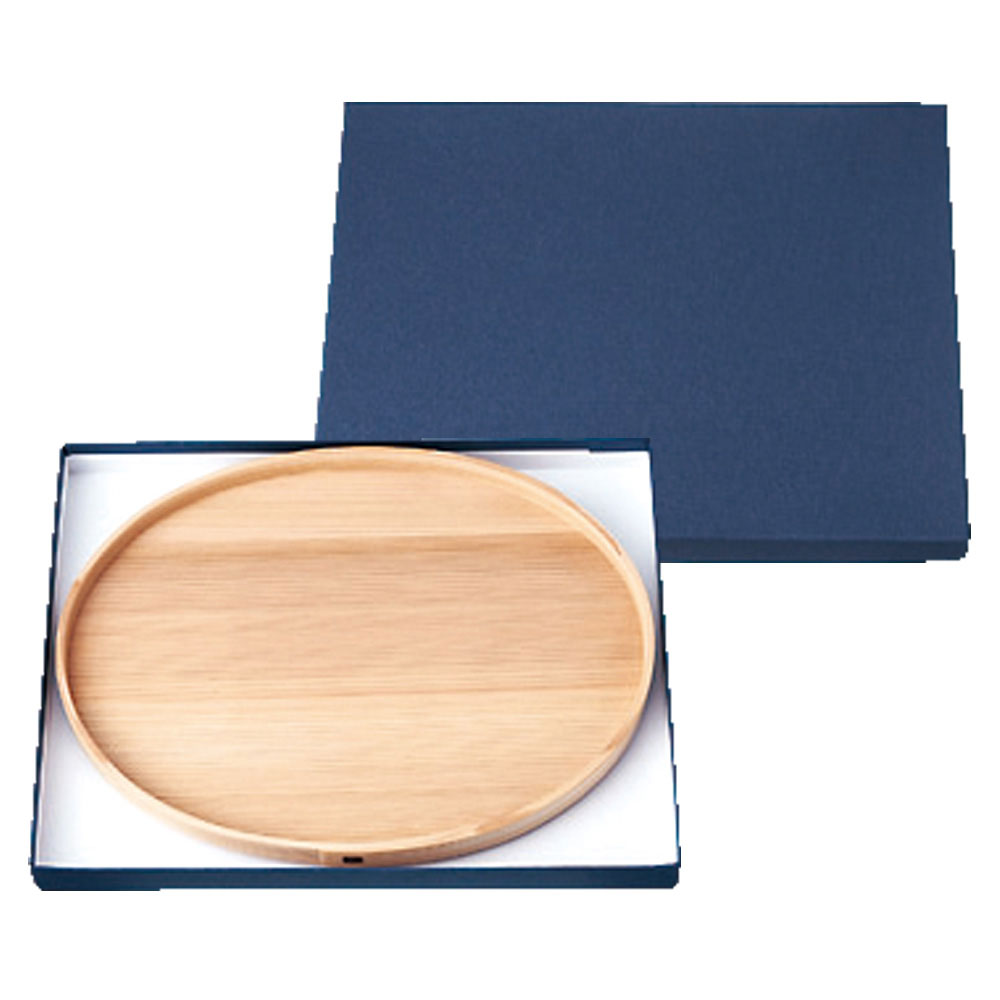 白木パン皿(大)