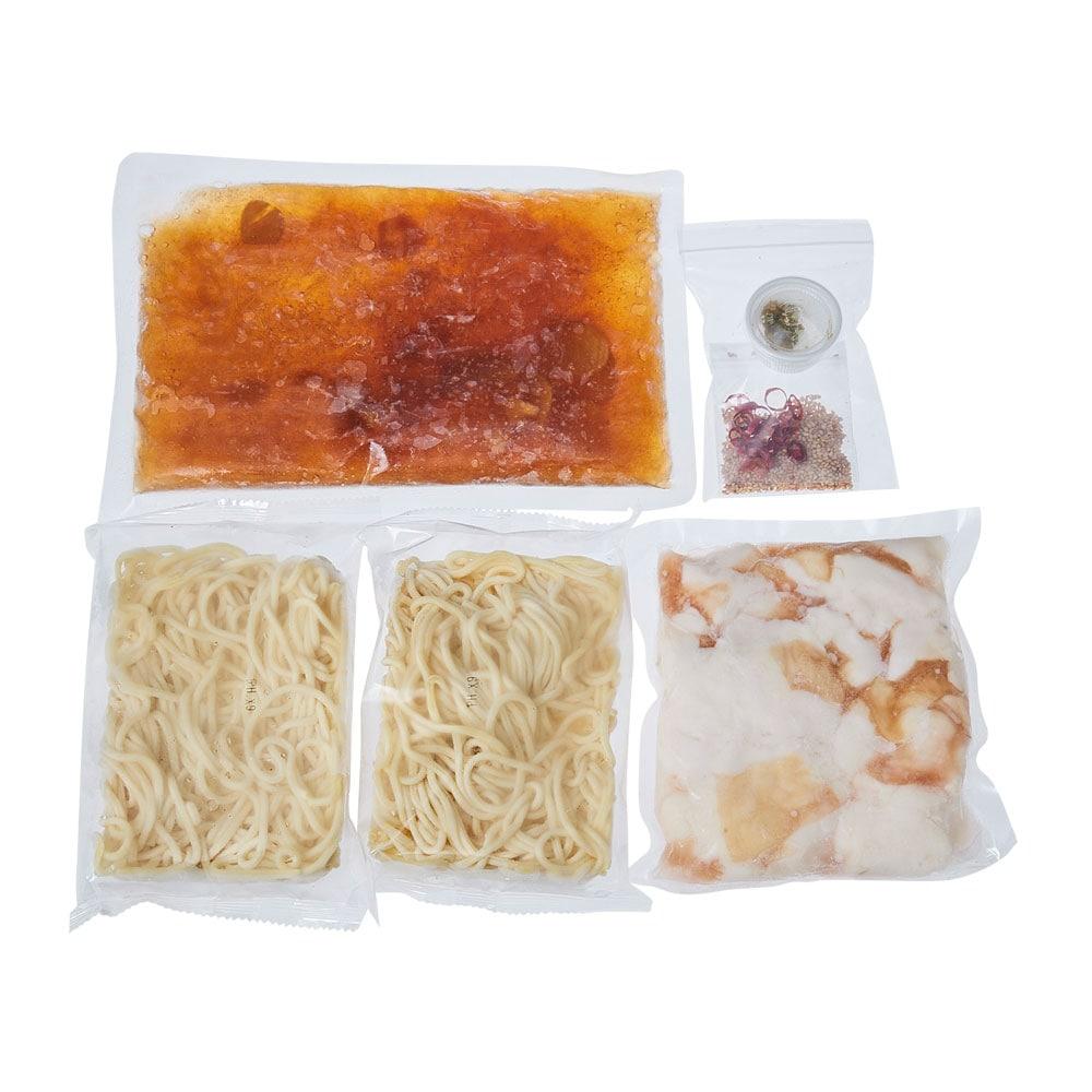 国産黒毛和牛のもつ鍋醤油味(2〜3人前)