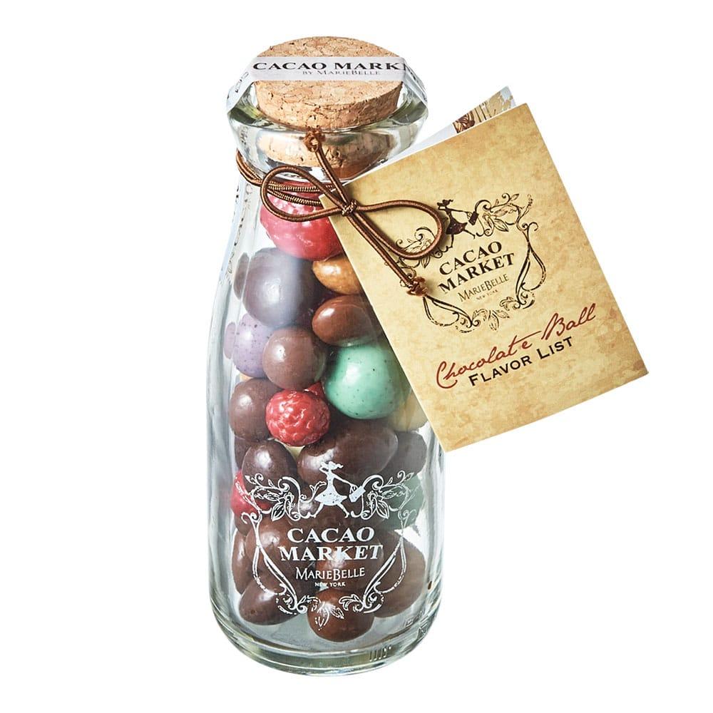 チョコレートボールアソートボトル