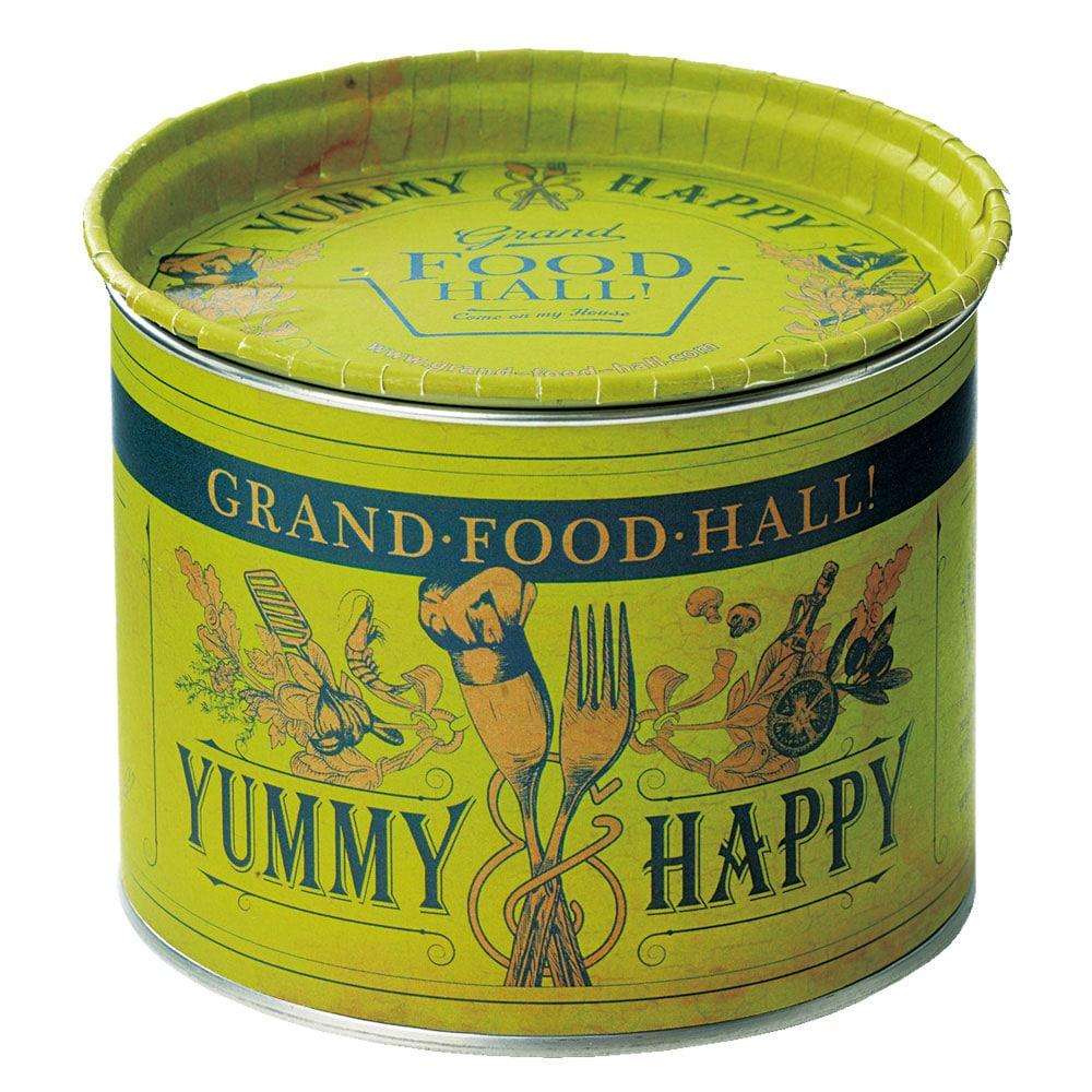 グランドフードホール ハニーローストナッツ(缶入り)商品画像