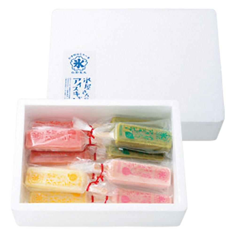 氷屋さんのアイスキャンデー 4種詰合せ
