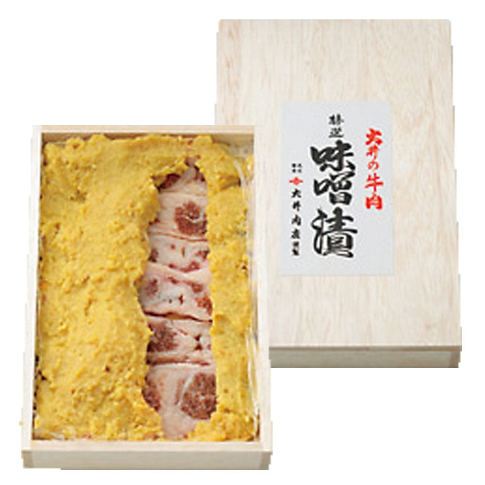 牛肉味噌漬 バラ