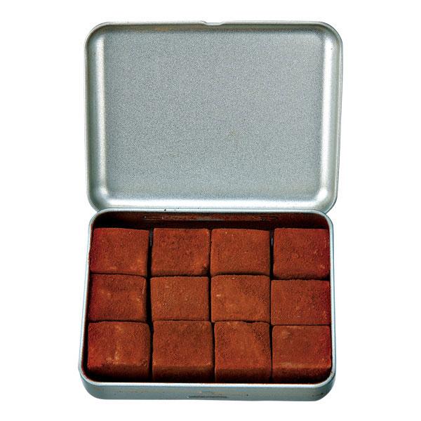 低糖質生チョコ 12粒入り