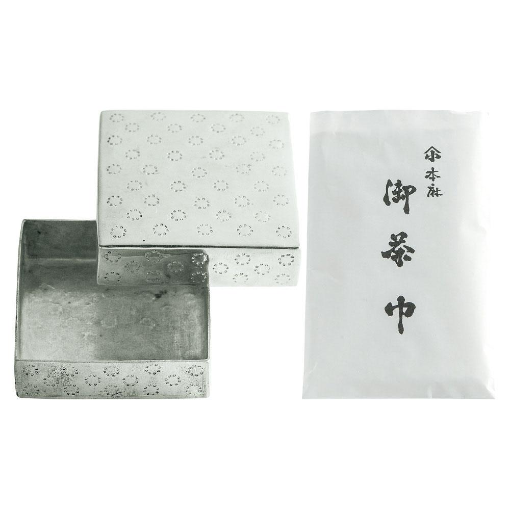 茶巾箱・茶巾セット
