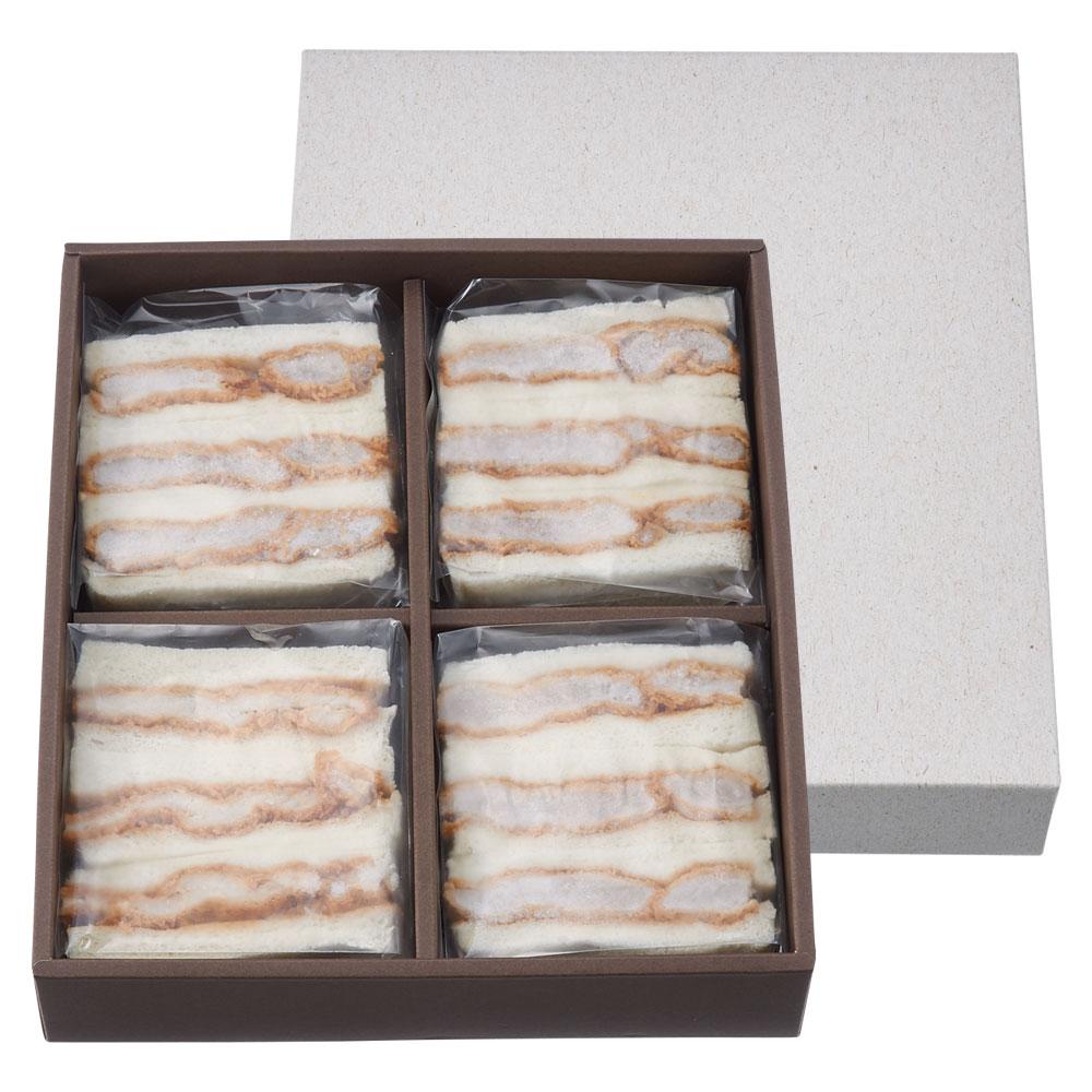 氷室豚カツサンド 4袋入り