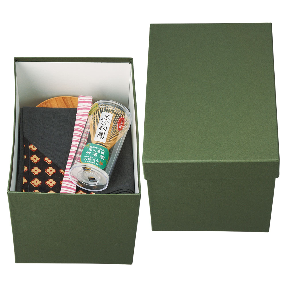 旅持ち茶箱「おやゆび姫の茶箱」