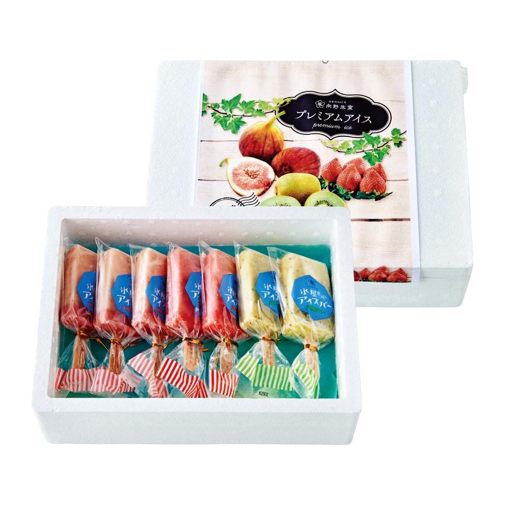 氷屋さんの贅沢フルーツアイスバー 3種7本入り