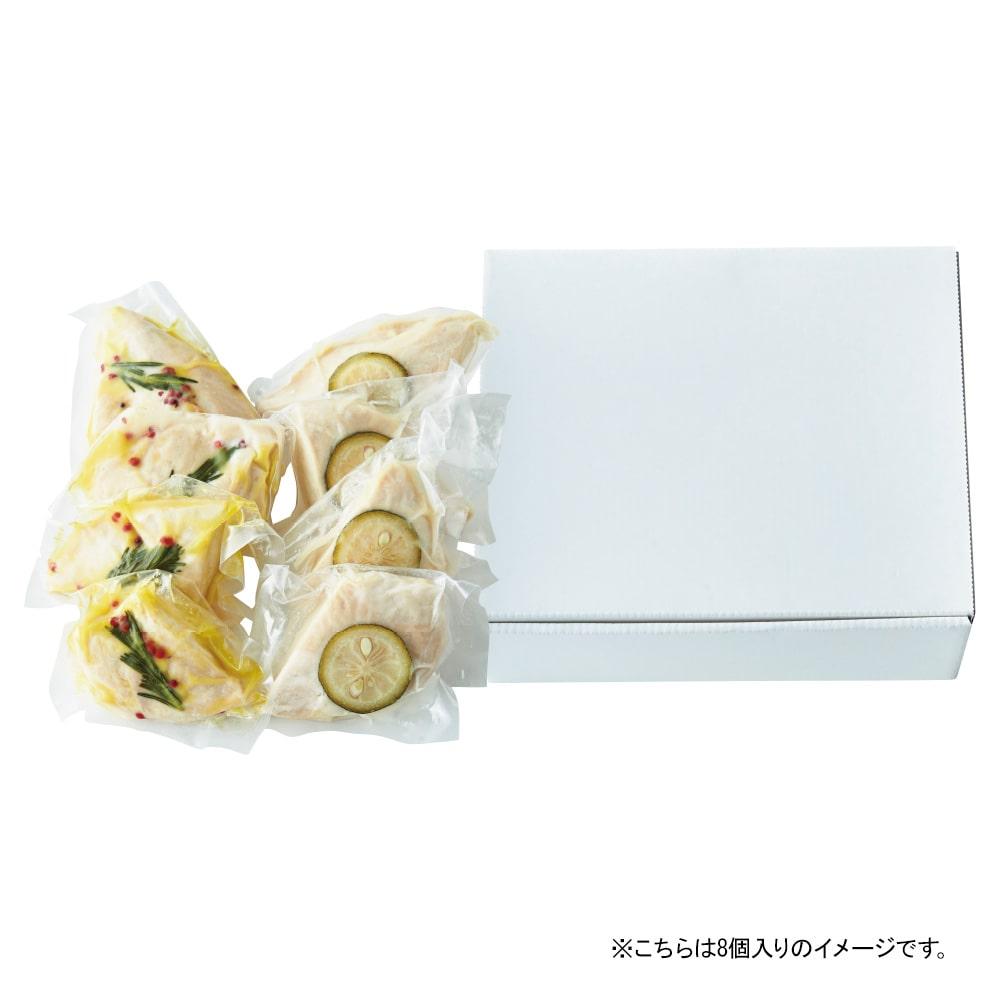 婦人画報オリジナル 匠赤鶏のサラダチキン 2種セット 6個入り(2種×3個)商品画像