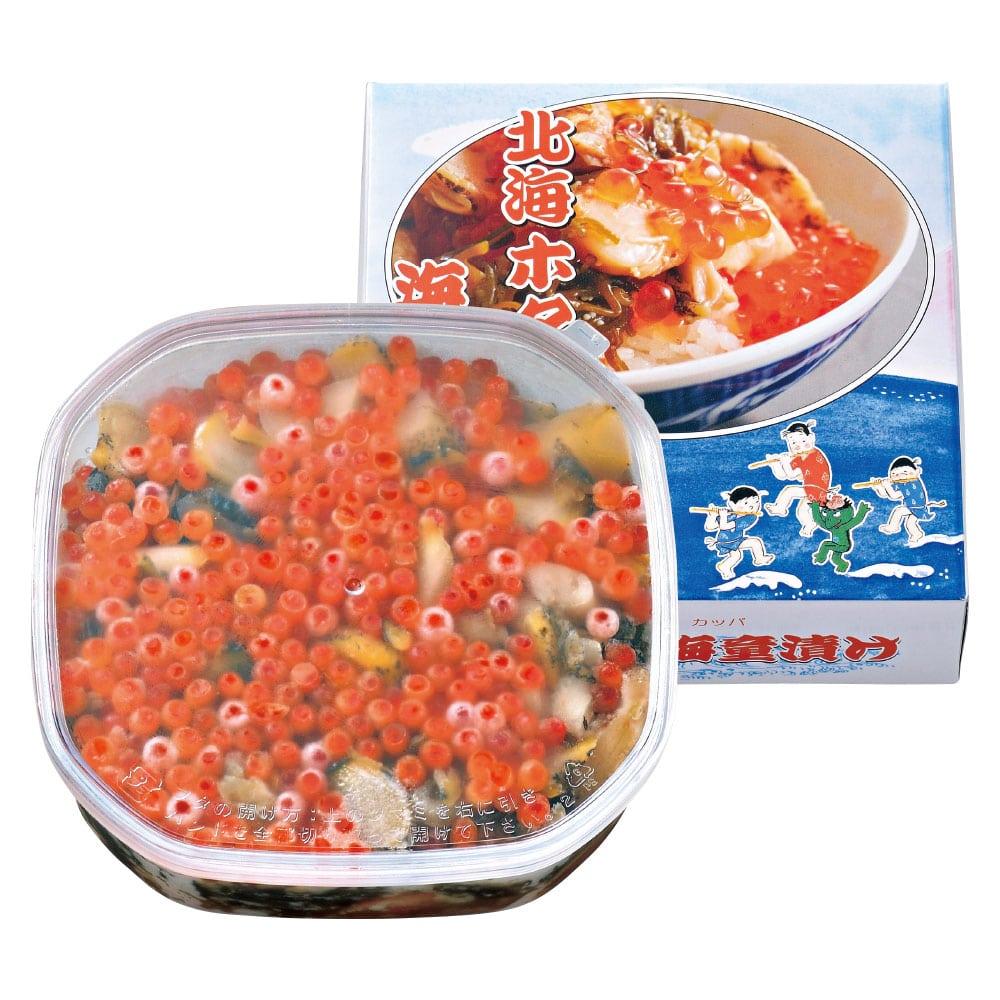 ホタテ海童漬(12月お届け専用)