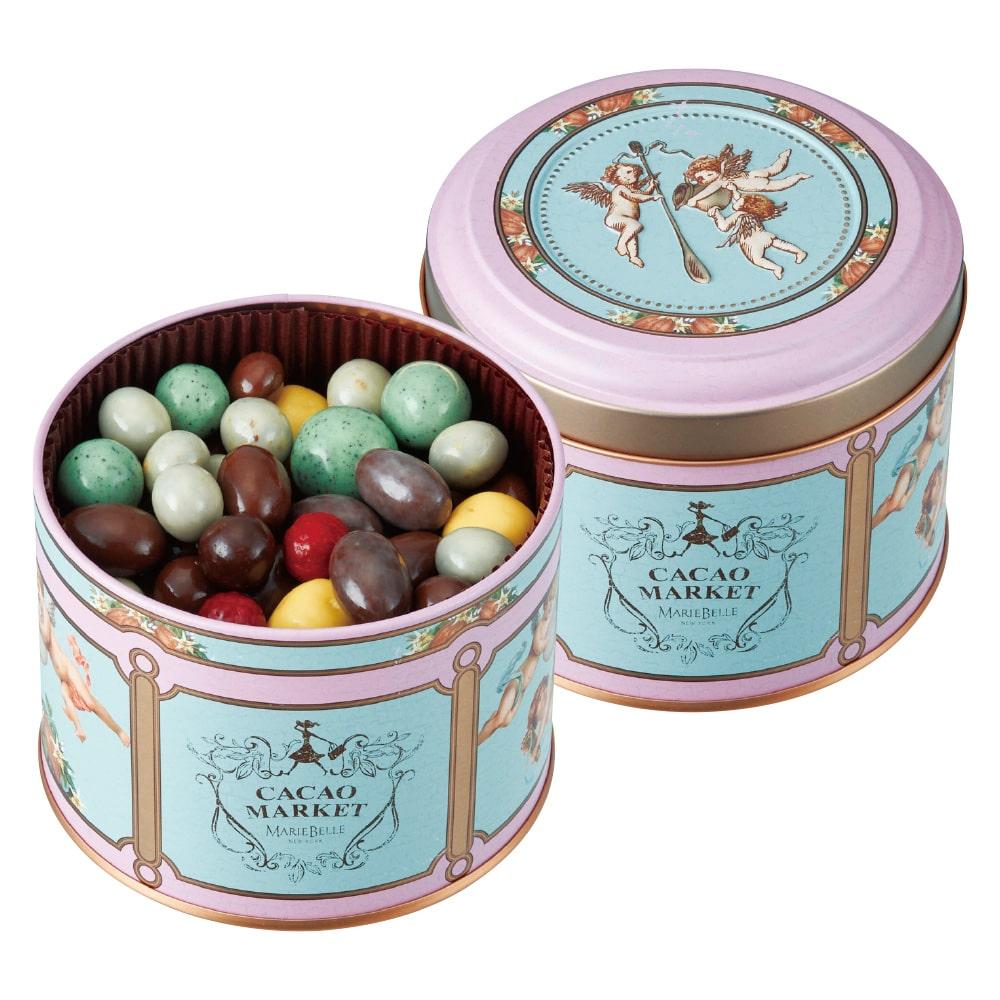 チョコレートボール・エンジェル缶