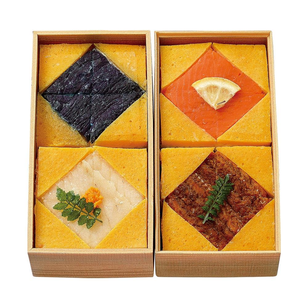 錦寿司 4種セット