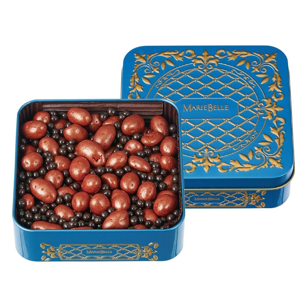 ガーネット(ピーナッツ)×パールチョコレート