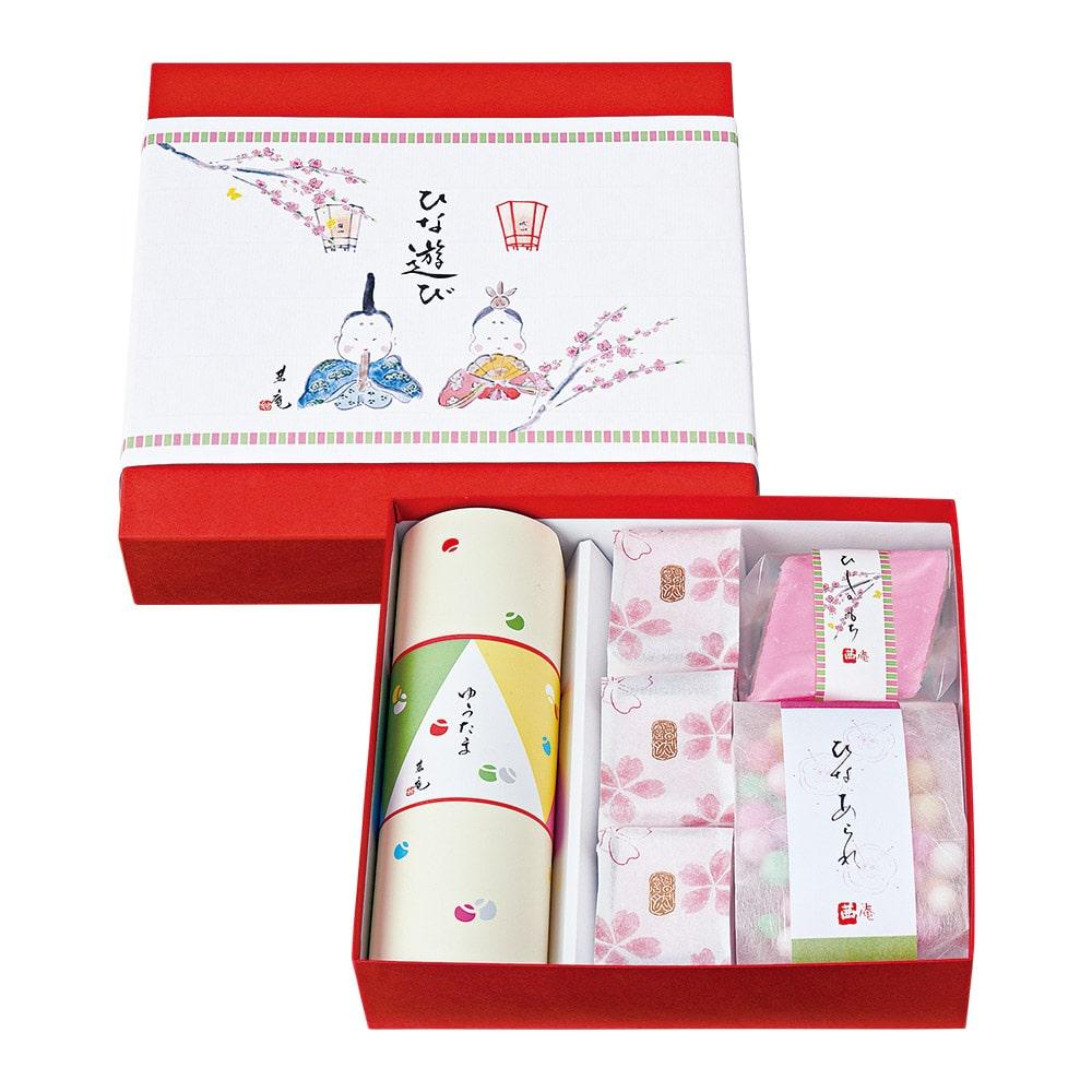 菓游 茜庵 ひな遊び 商品画像