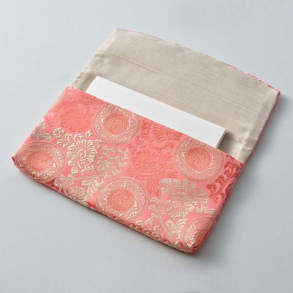 懐紙入れセット ピンク