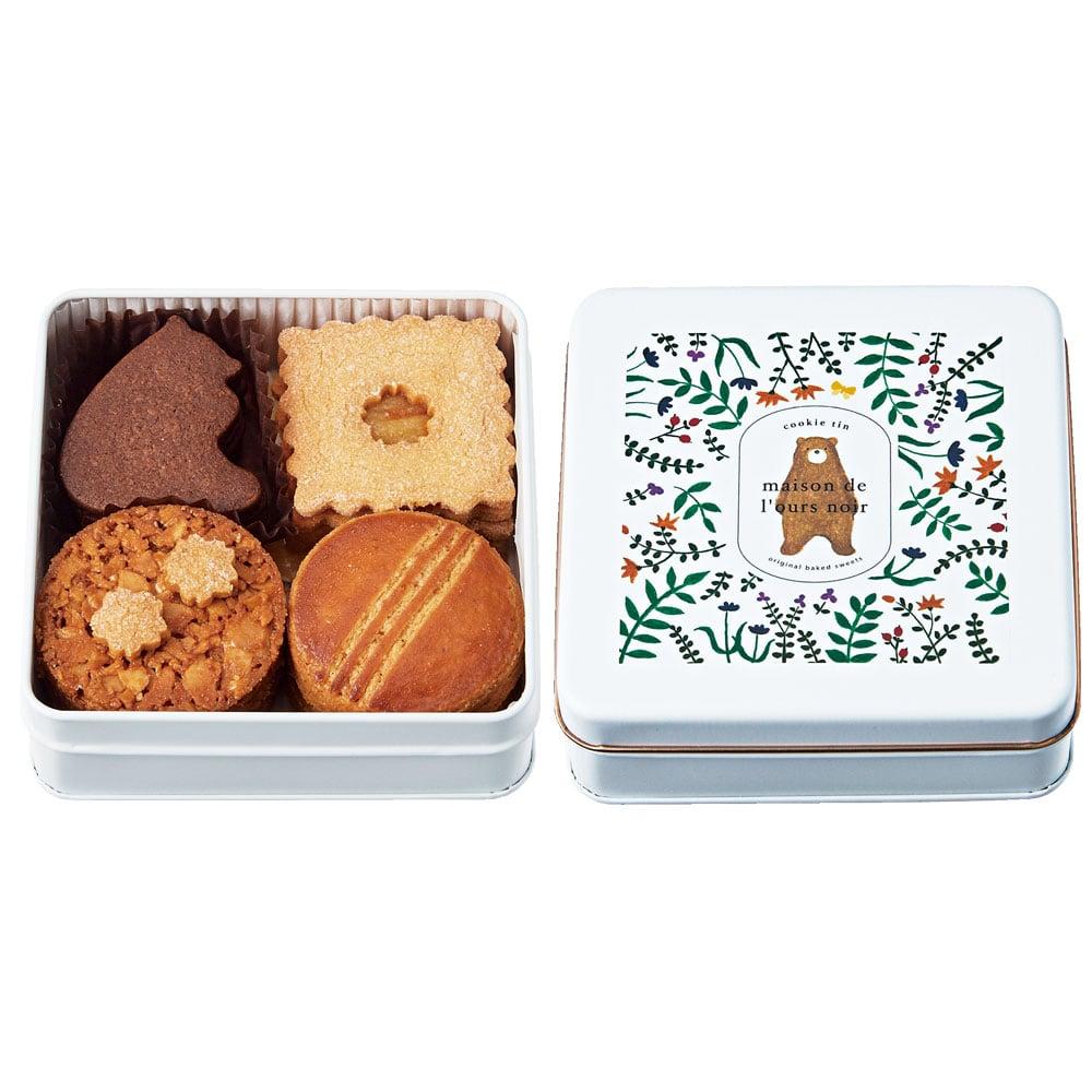 婦人画報のお取り寄せ9周年クッキー缶