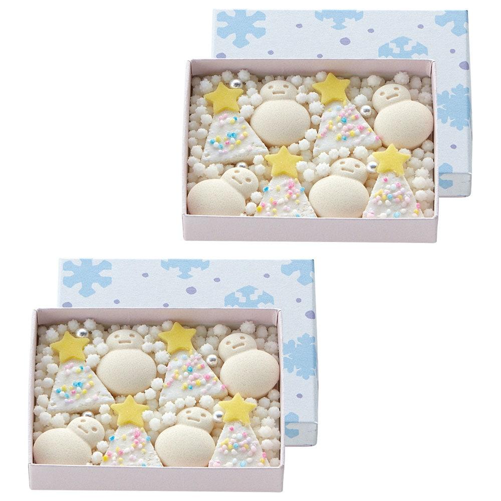 白いクリスマス 2箱セット