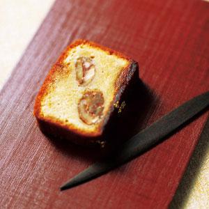 菓子切5本組・布みせ板皿セット ベンガラ