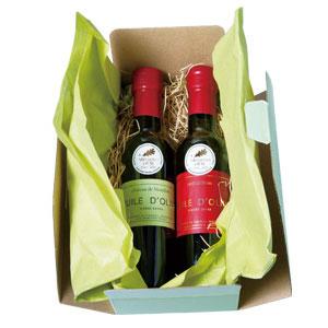 パリ国際農業見本市金賞受賞 世界のベスト20 オリーブオイル  シャトー・ドゥ・モンフラン&プティ・シャトー