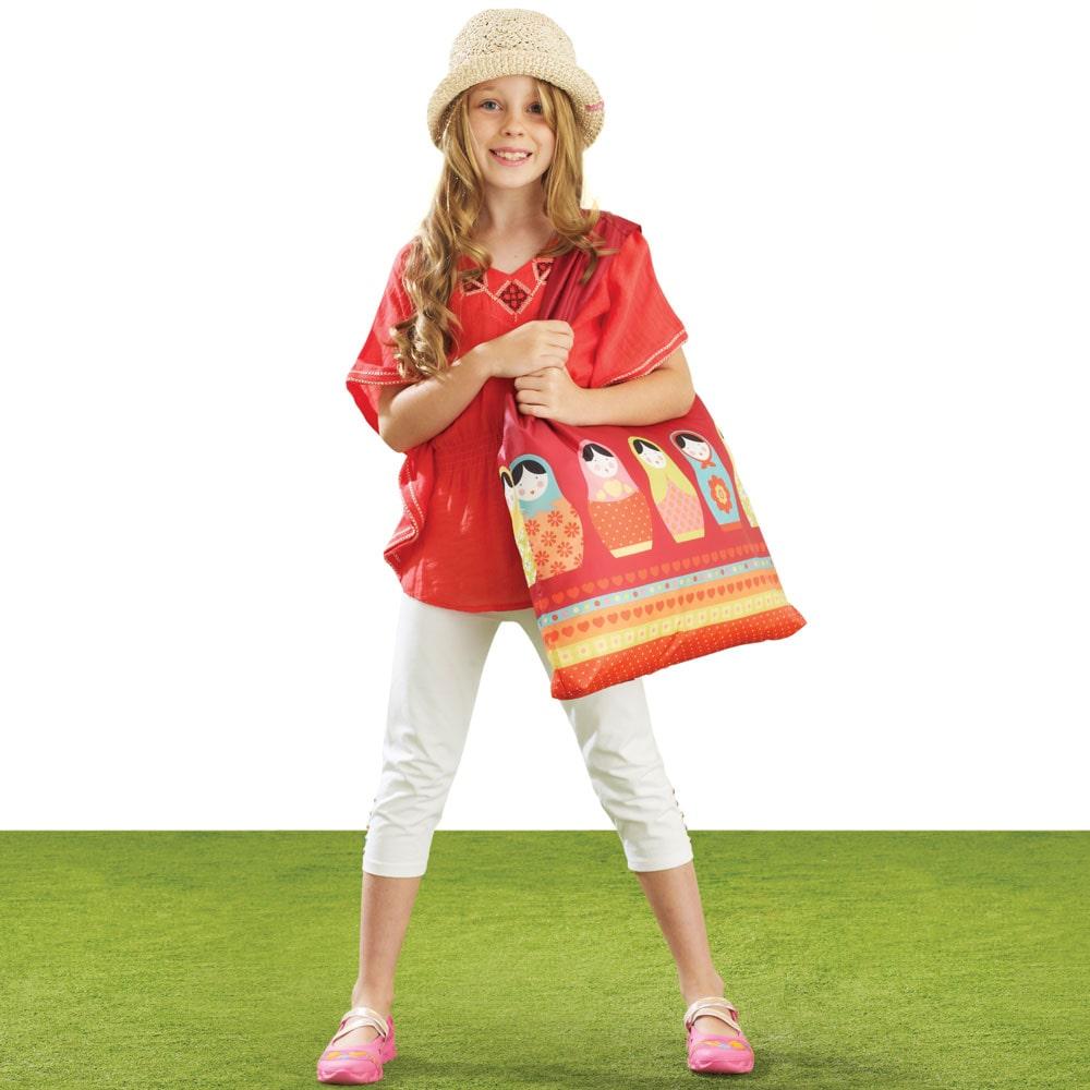 【ギフト用】エコバッグ(キッズ) Kids Bag 16