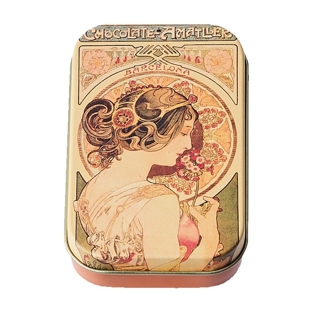 リーフチョコレート大缶「桜草」