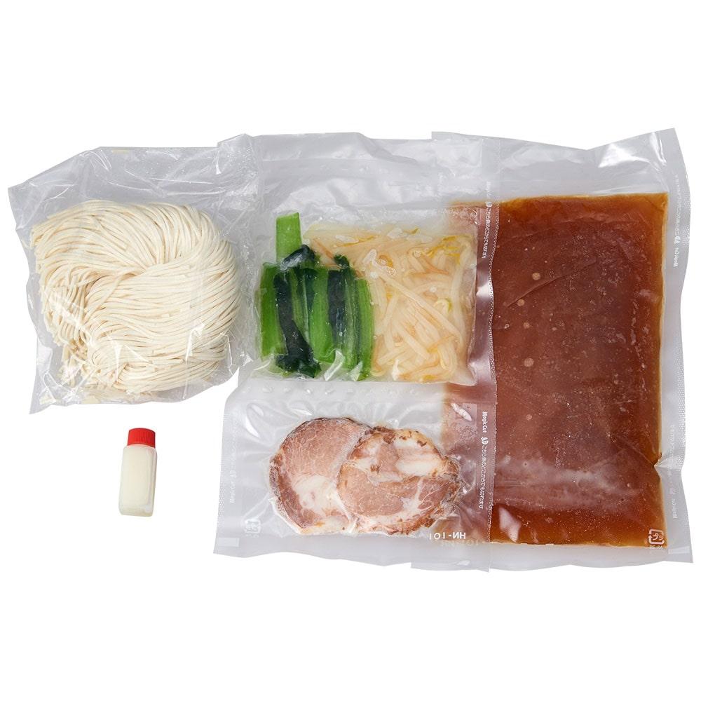 中華麺 4食セット