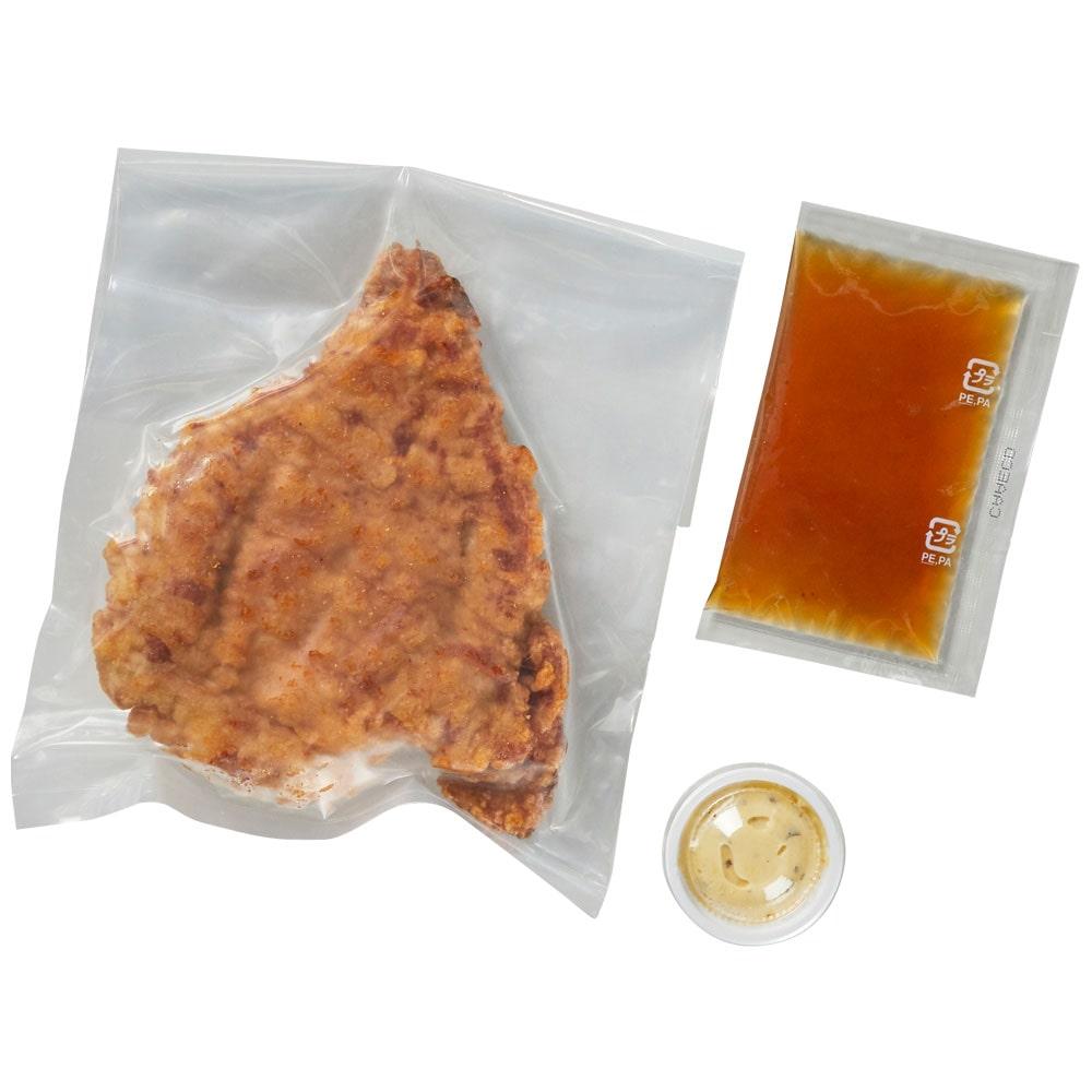 チキン南蛮 甘酢と秘伝のタルタルを添えて