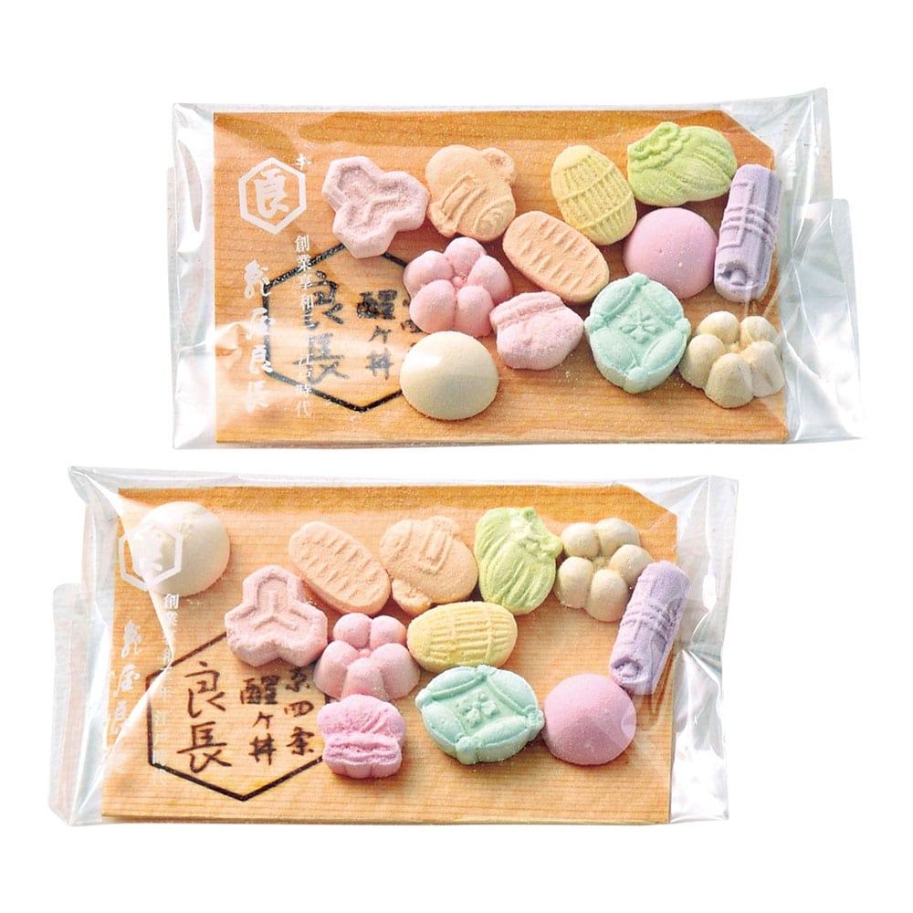 宝ぽち袋(桜づくし・しゃぼん玉川原) 2袋セット