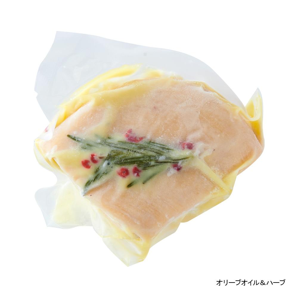 匠赤鶏のサラダチキン 2種セット 6個入り(2種×3個)