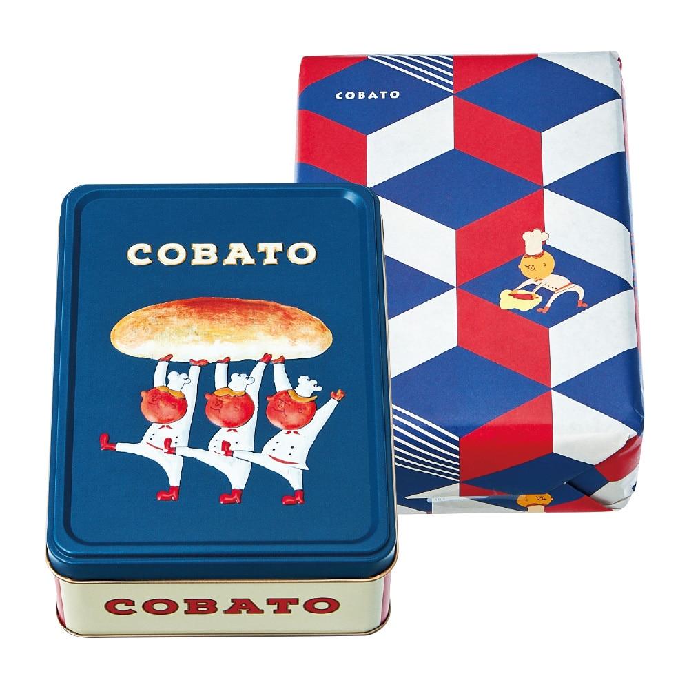 COBATOスペキュロス缶