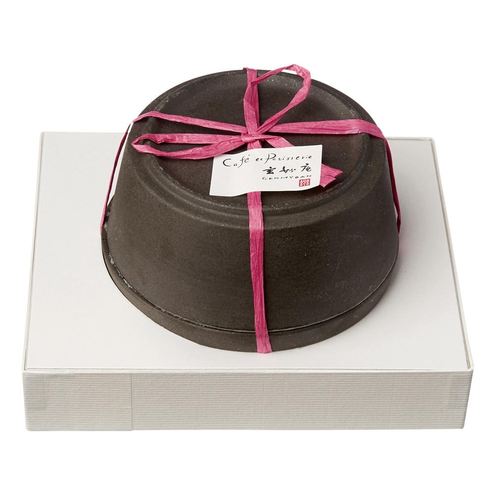 美濃焼2way陶器入りベイクドチーズケーキ