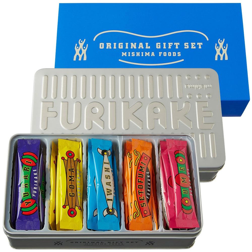 オリジナルギフトFURIKAKE 5種50本セット