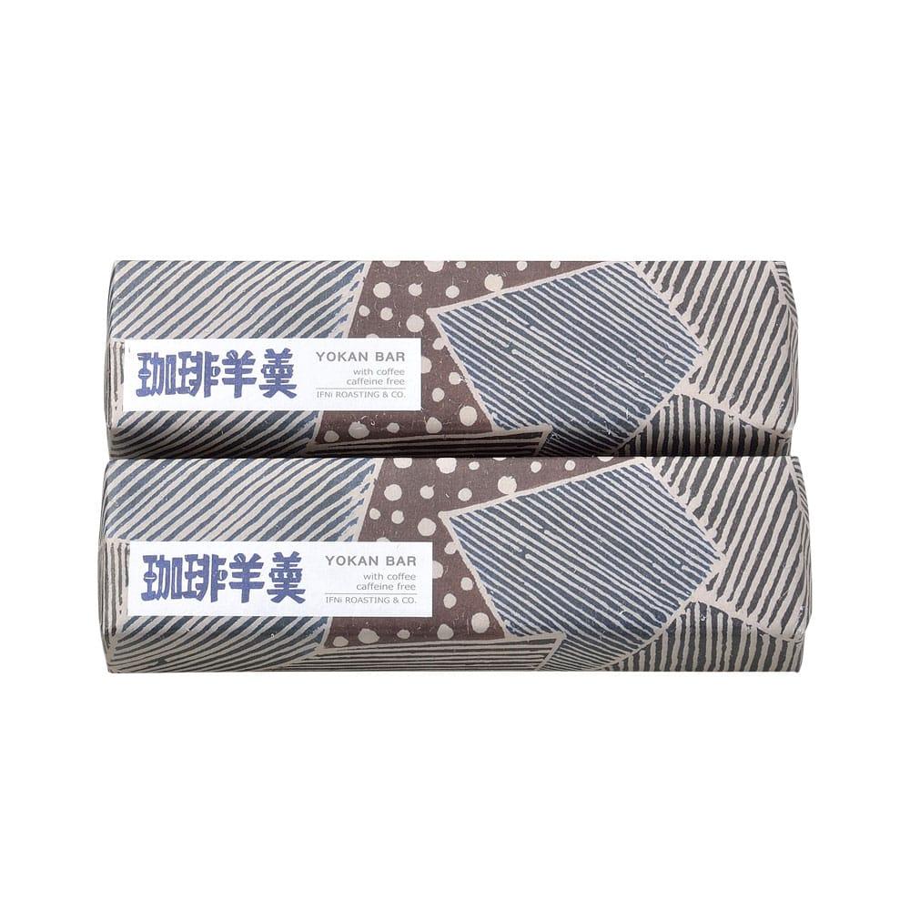 珈琲羊羹 2本セット(ギフトボックス付き)