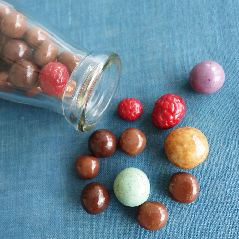 チョコレートボール アソート ボトル